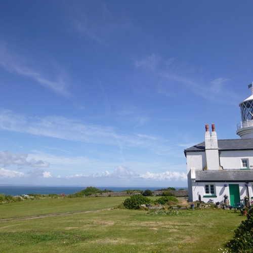 Caldey-Lighthouse